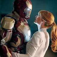 This Iron Man is Gold.