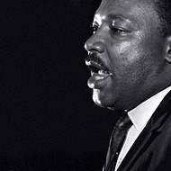 "Throwback Thursday: MLK's ""I've Been to the Mountaintop"" Speech"