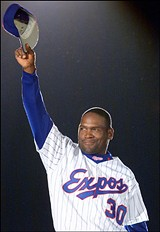 "Tim ""Rock"" Raines"