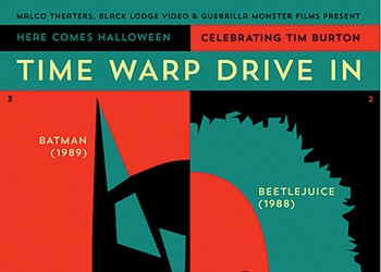 Time Warp Drive-In: Tim Burton