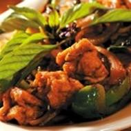 Tofu Pad Prik at Shang Hai