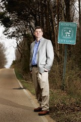 JUSTIN FOX BURKS - Tom Guleff with Save Shelby County