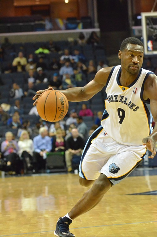 Tony Allen: Temporary like Achilles