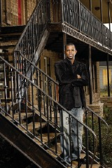 Tory Parks has renovated the Uptown apartment building he grew up in. - JUSTIN FOX BURKS