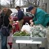 Tsunami Farmers Market Open Again on Saturdays
