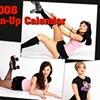 Roller Derby Girls Calendar for Sale