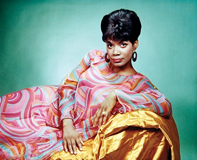 Carla Thomas - COURTESY OF STAX MUSEUM OF AMERICAN SOUL MUSIC
