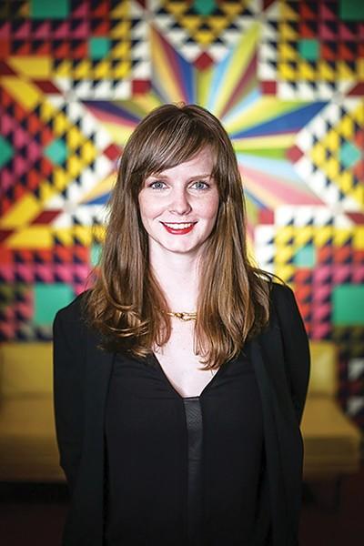 UrbanArts' Lauren Kennedy