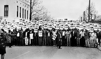 Ernest Withers' photos helped - define the civil rights movement. - ERNEST C. WITHERS