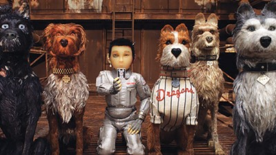 Wes Anderson celebrates his love for dogs and Japanese culture in Isle of Dogs.