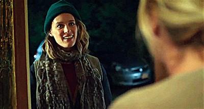 Mackenzie Davis stars opposite Charlize Theron in Diablo Cody's Tully.