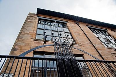 Glasgow School of Art - JAIME PHARR | DREAMSTIME.COM