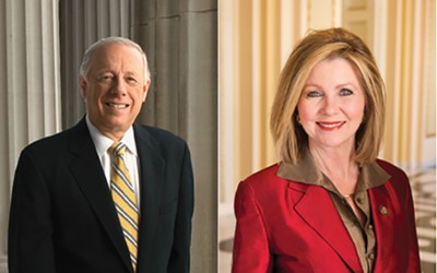 Phil Bredesen and Marsha Blackburn
