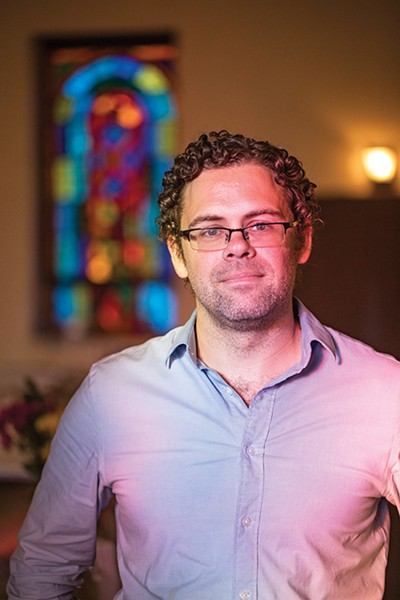 Michael Phillips of Su Casa Family - Ministries - JUSTIN FOX BURKS