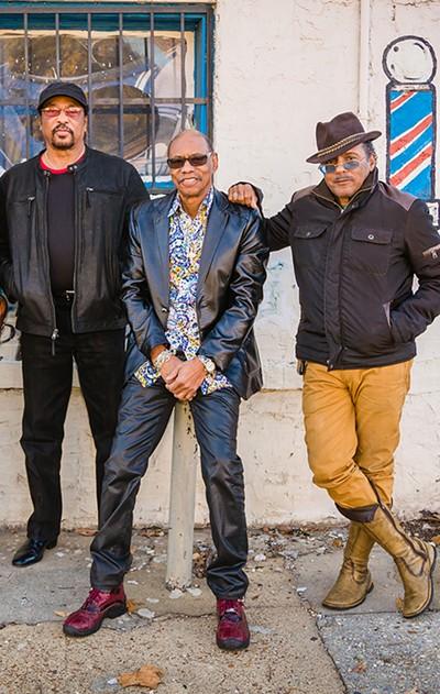 "Hi Rhythm: Leroy Hodges, Rev. Charles Hodges, Archie ""Hubbie"" Turner - RONNIE BOOZE"
