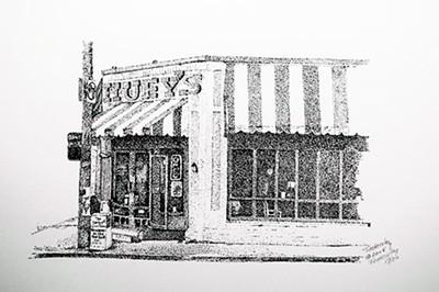 Huey's - DAVID TANKERSLEY