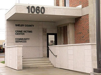 The new Shelby County Crime Victims and Rape Crisis Center - MAYA SMITH