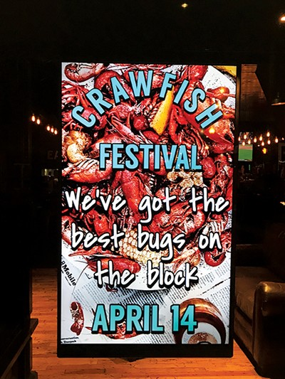 Overton Square Crawfish Festival