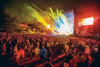 Memphis in May Beale Street Music Festival - BRANDON JOHNSON