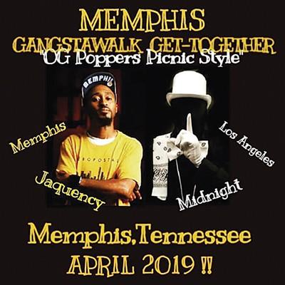 Memphis Gangstawalk Get-Together