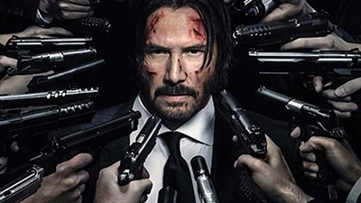 Keanu Reeves faces off against impossible odds in the fight choreographer's dream that is John Wick: Chapter 3.