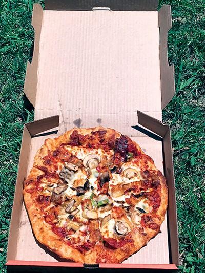 Dodo Pizza - JESSE DAVIS