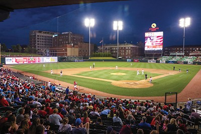Take me out to the ball game. - MEMPHIS REDBIRDS