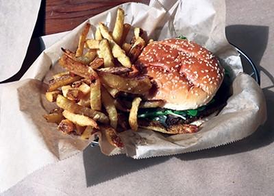 Farm Burger