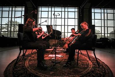 Strings and things - JAMIE HARMON