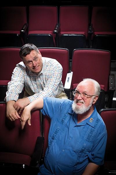 Mark Jones and Vincent Astor - JUSTIN FOX BURKS