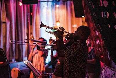 Lucky 7 Brass Band - LUCKY 7 BRASS BAND
