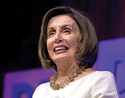 Nancy Pelosi - LAURENCE AGRON   DREAMSTIME.COM