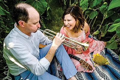 Jeremy and Michelle Bush Schrader