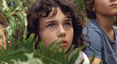 Second star to the right and straight on till morning — Devin France (above) stars in Benh Zeitlin's Wendy.