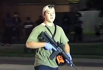 Kenosha shooter Kyle Rittenhouse
