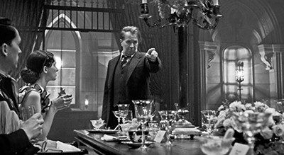 Gary Oldman is screenwriter Herman Mankiewicz in David Fincher's Mank