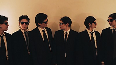 The Brothers Angulos from The Wolfpack