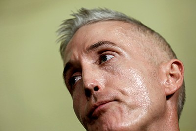 Committee Chairman Trey Gowdy - JONATHAN ERNST | REUTERS