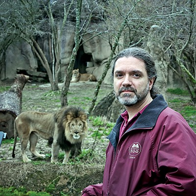 Fred Wagner, the big cat keeper - JAMIE HARMON