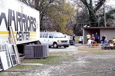 Warriors Center in Orange Mound