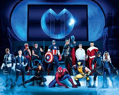 FedexForum Marvel Universe Live!