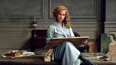 Alicia Vikander as Gerda