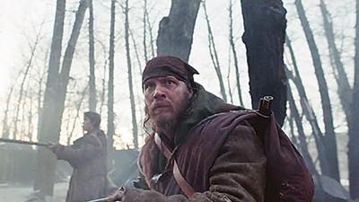 Hardy slays as Iñárritu's villain.