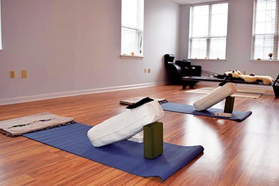 Fairhaven offers yoga and related therapies to eating disorder patients.