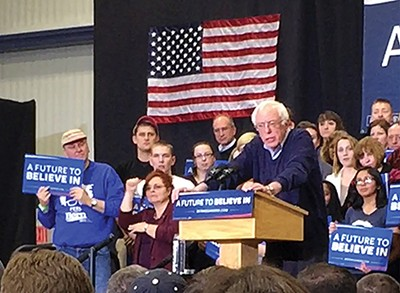 Bernie Sanders lays out his plan for a revolution