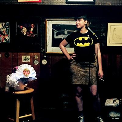 Katrina Coleman, founder of the Memphis Comedy Festival, brings the funny. - PHOTOGRAPHS BY CHRIS DAVIS