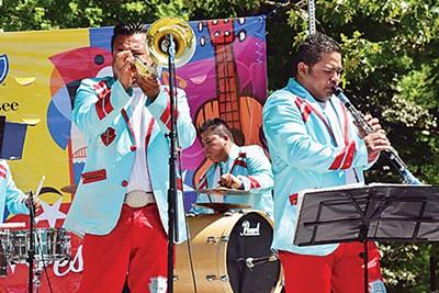 Festival de Brazil