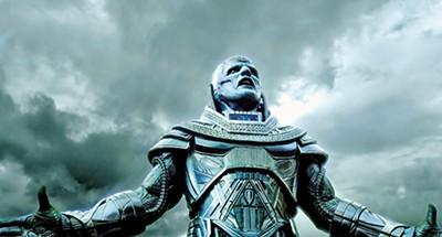 Oscar Isaac as Apocalypse ushers in a new age of endless permutations of superhero franchises.