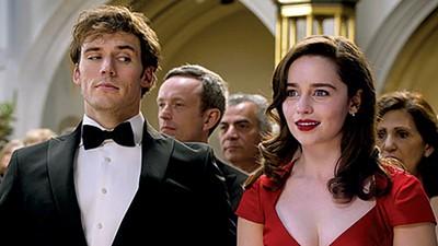 Me Before You starring Emilia Clarke and Sam Claflin