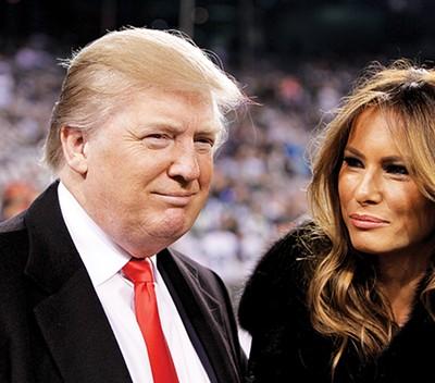 Donald and Melania Trump - DWONG19 | DREAMSTIME.COM